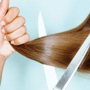 Does cutting hair make it healthier?